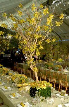Preston Bailey, o florista das top-celebridades, faz tudo mega… decorações de festa e casamentos, esculturas de flores, bichos e personagens que parecem de verdade.  Tentei achar algo menor para mostrar aqui e quem sabe ser uma inspiração para fazer uma arranjo de flores você mesma?
