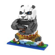 LOZ Po Building Blocks //Price: $9.95 & FREE Shipping //     #loz #lozblocks #toys #kids #building #blocks #lego