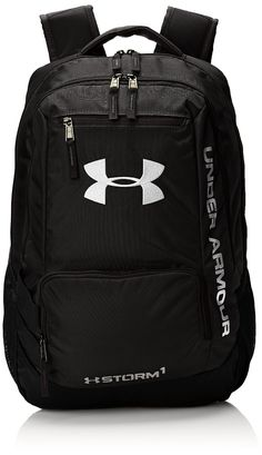 327f3fbfe5a Under Armour Storm Hustle II Backpack Black (001) One Size Sale 50%.