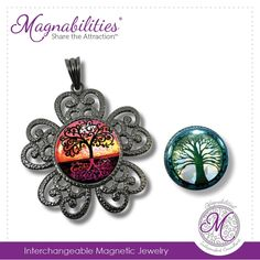 Magnetic Jewelry - Interchangeable Accessories - Fun & Affordable Email questions to dyomags@gmail.com Facebook page link is https://www.facebook.com/dyo.magnabilities?ref=hl