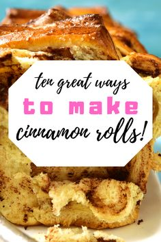 If you love cinnamon rolls, then try some new and creative recipes inspired by cinnamon rolls. These recipes are great way to mix it up! Cinnamon Roll Monkey Bread, Cinnamon Roll French Toast, Cinnamon Roll Pancakes, Cinnamon Roll Cookies, Rolled Sugar Cookies, Buttery Cookies, Cinnamon Rolls, Easy Brunch Recipes, Simple Recipes