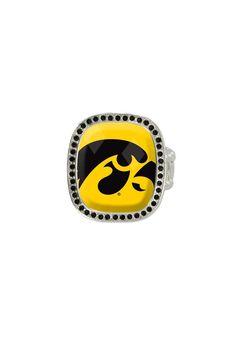Iowa Hawkeyes Bling Ring  $16.99