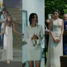 Turkish Actors, Kara, White Dress, Tulum, Celebrities, Outfits, Dresses, Fashion, Arabic Beauty