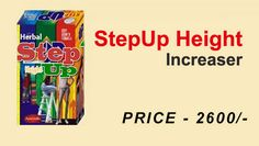 Step up height increaser is a natural supplement and it increases height up to 6 inches in few couple of days.it has no side effect and gives perfect height. http://www.stepupheightgain.com/