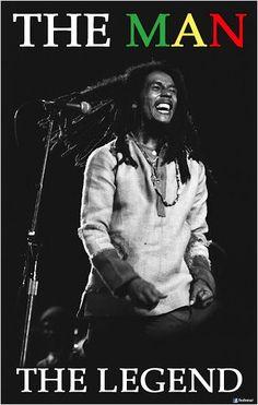 Bob Marley Legend.....