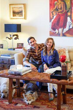 Rebecca & George's Hilltop Homestead — House Tour