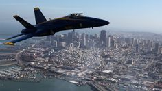Fleet Week Returns To Bay Area With Blue Angels, Ship Parade Following Year Of Budget Cuts October 9-13, 2014
