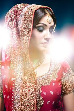 Pakistani wedding dresse
