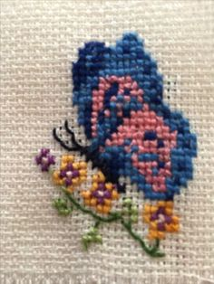 Cross stitch pattern PDF - But |