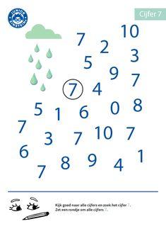 Number Games Preschool, Preschool Math, Kindergarten Math Worksheets, Math Activities, Visual Perception Activities, Pre Writing, School Readiness, Math Numbers, First Grade Math