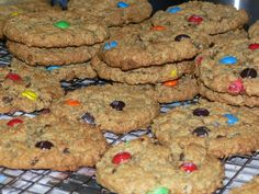 In the Kitchen with Jenny: Monster Cookies