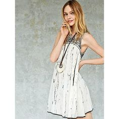 #fashion #style #ropa #moda #clothes #Dress An item from Freepeople.co.uk