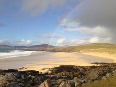 Harris fantastic island adjoined to Lewis mystical Hebridean Isles