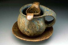 Michael Imes Pottery- tea