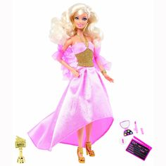 Barbie Doll - I Can Be Actress Doll at ToyStop