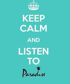 CODY SIMPSON. Yes I'm calm and listening to surfer's paradise this very moment!