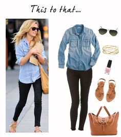 This to That- Cat Deeley style on Comfy Cozy Couture