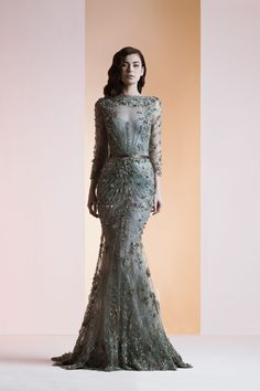 Ziad Nakad Haute Couture For Spring/Summer 2014