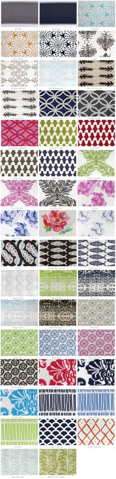 Victoria Larson fabrics