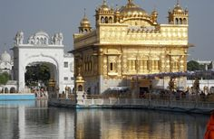 The Golden Temple, India