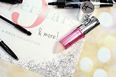 IT Cosmetics Je Ne Sais Quoi Vitality Lip Flush - IT's Your Top 5 Superstars & More // QVC TSV #ITSuperstars - Blushing Noir Qvc, Superstar, Blush, Product Launch, Lips, Cosmetics, Rouge