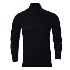 Roll Neck Jumpers, Mens Jumpers, Brave, Polo, Turtle Neck, Amazon, Sweaters, Cotton, Shopping