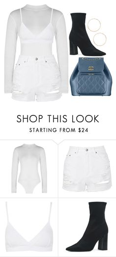 """""""Coming out strong"""" by liberhty ❤ liked on Polyvore featuring Boohoo, Topshop, Jeffrey Campbell and Forever 21"""