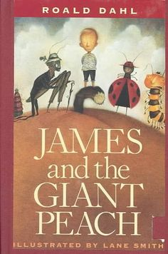Wonderful adventures abound after James escapes from his fearful aunts by rolling away inside a giant peach.