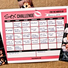 Great Sex Challenge