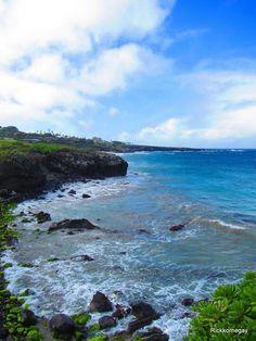 Blue Tile Beach House In Paia Hawaii B Bs Pinterest Tiles And