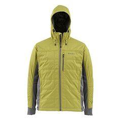 (シムズ) Simms メンズ アウター ジャケット Kinetic Jacket 並行輸入品  新品【取り寄せ商品のため、お届けまでに2週間前後かかります。】 カラー:Army Green カラー:グリーン