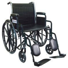 Drive Medical Wheelchair with Removable Desk Arms Swing Away Footrest -- Find similar products by clicking the image http://www.amazon.com/gp/product/B002DGTP9G/?tag=buyamazon04b-20&pep=250217204448