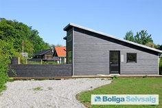 Kystvej 64C, 6091 Bjert - Lækkert sommerhus i vedligeholdelsesfri materialer. #fritidshus #sommerhus #bjert #selvsalg #boligsalg #boligdk