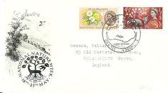 Brownsea Island cancel on 1963 Nature Week FDC