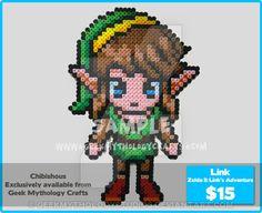 Link's Adventure Chibishou by GeekMythologyStudios
