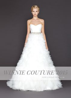 Winnie Couture Fall 2015 Bridal Collection