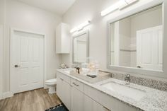 Two Bedroom Apartments, Luxury Apartments, Apartment Living, Arlington Apartments, Villa, Dream City, Resort Style, Double Vanity, Beautiful Homes