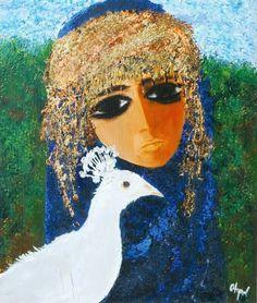 Fikret Otyam Turkish Painter
