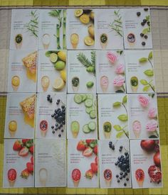 INNISFREE It's Real Squeeze Facial Mask Sheet Pack Skin Care Essence 1PCS  #INNISFREE
