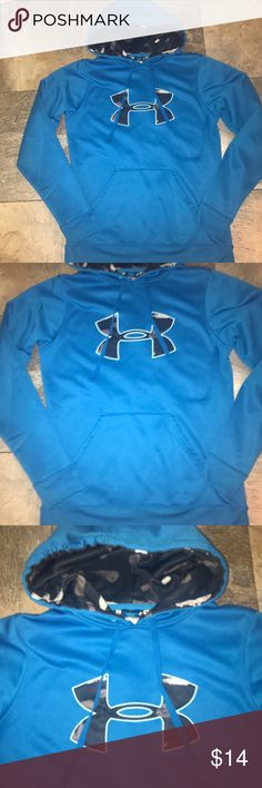 Under Armour Sweatshirt EUC Mens Small Under Armour Sweatshirt EUC Mens Small Under Armour Shirts Sweatshirts & Hoodies