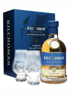 A gift pack edition of Kilchoman's first ongoing bottling - Machir Bay. This young and peaty dram is accompanied by a pair of branded Glencairn glasses to help you share and enjoy this whisky from ...