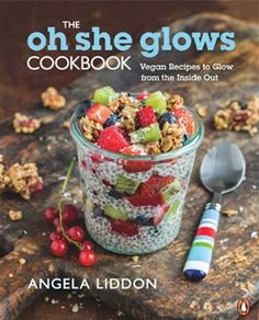 A giveaway of the Oh She Glows Cookbook -- last day to enter! {+ Best Gluten-Free Vegan Dessert Recipes of 2014 from Gluten-Free Vegan Love}