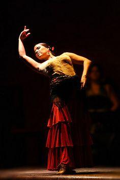 Ely - Flamenco Dancer