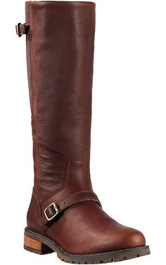 Ariat Ladies Coffee H20 Stanton Tall Round Toe Boots | Cavender's