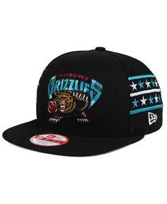 f3df2e2f New Era Vancouver Grizzlies Fine Side 9FIFTY Snapback Cap & Reviews -  Sports Fan Shop By Lids - Men - Macy's