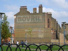 Ghost Sign Brixton