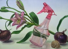 Composition Design, Colored Pencils, Still Life, Art Drawings, Concept, Japanese, Entrance, Crafts, Drawings