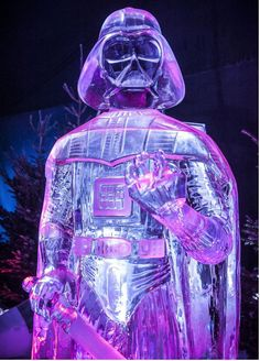Beautiful Ice Sculptures from Ice Festivals around the world