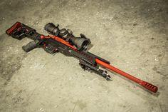 Killer Innovations Orias Chassis for Remington 700 Short and Long Action. Killer-Innovations.com #vortexoptics