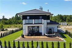 13 photos of a spectacular three-storey home (with plans included!) (From ieth inolino homify) Style At Home, Storey Homes, Roof Tiles, Home Fashion, Future House, Gazebo, Modern, House Plans, Sweet Home